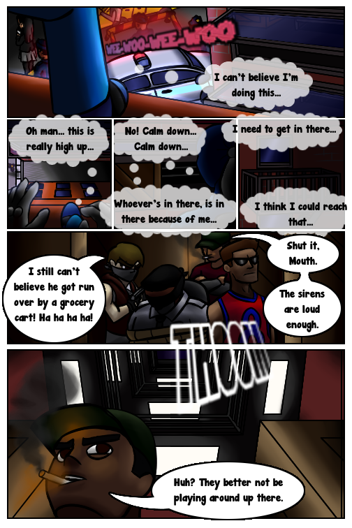 Heroes in Training #1 - Page 14